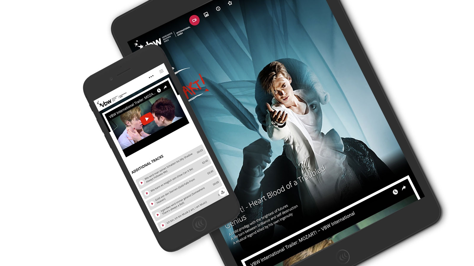 VBW International | vbw-international.at | 2018 (Responsive Smartphone, Tablet) © echonet communication